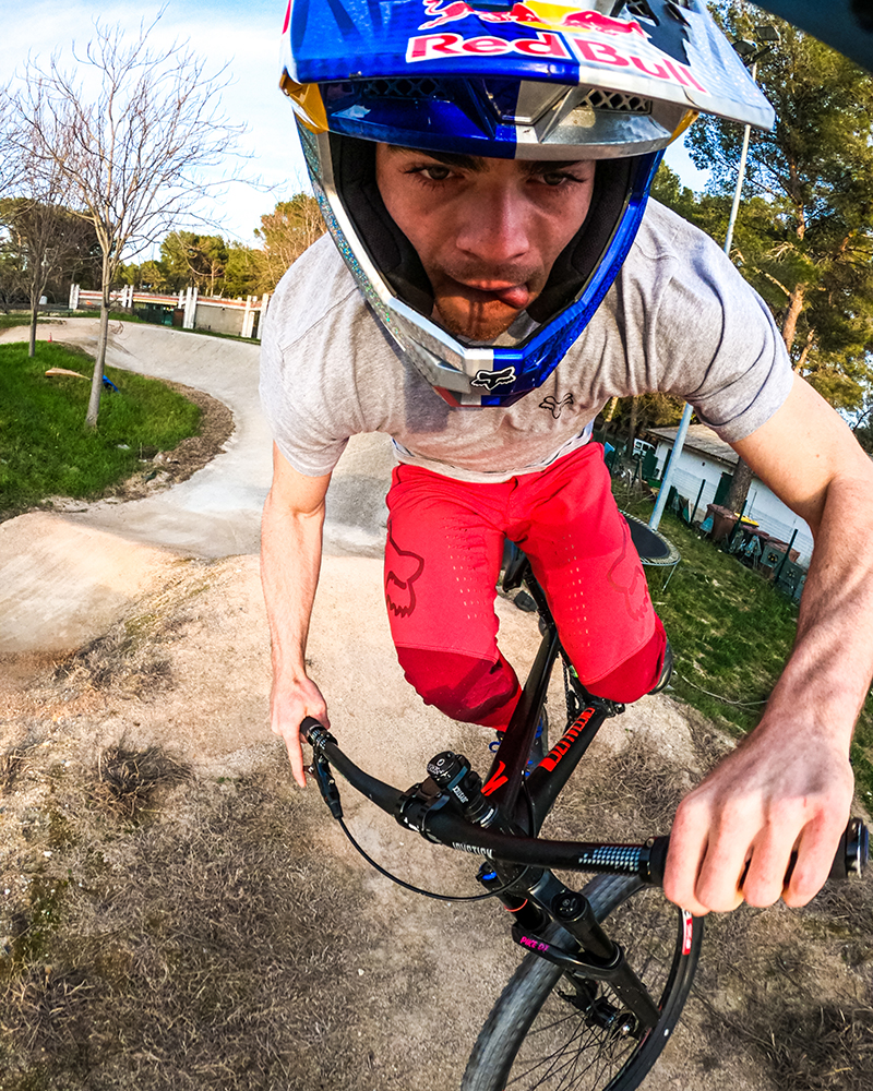 loic bruni joine the gopro athlete team roster