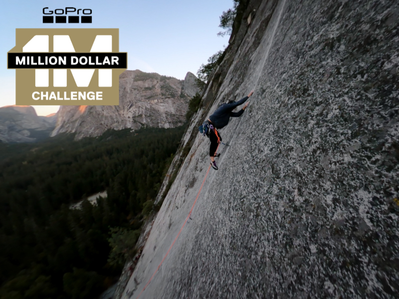 million dollar challenge recipient steven donovan, the king of looping, shares how he won gopro award