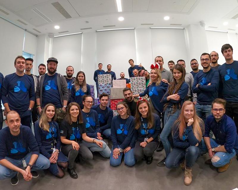GoPro Bucharest benefitting Dealu Morri Orphanage