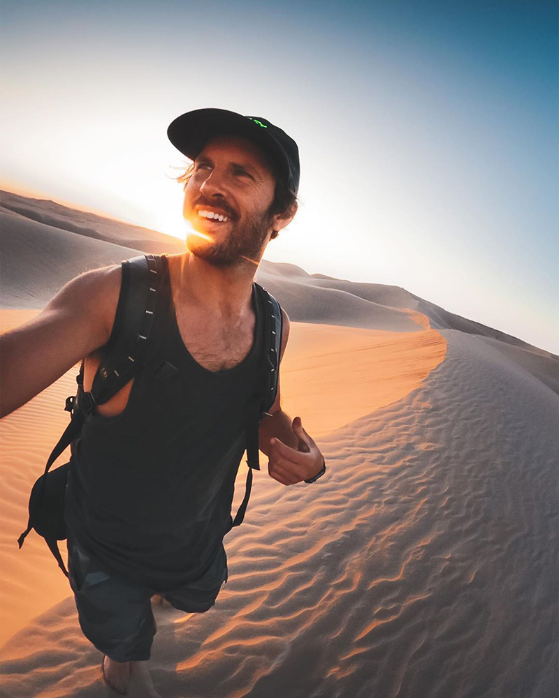 GoPro content creator Abe Kislevitz recommends his favorite GoPro videos