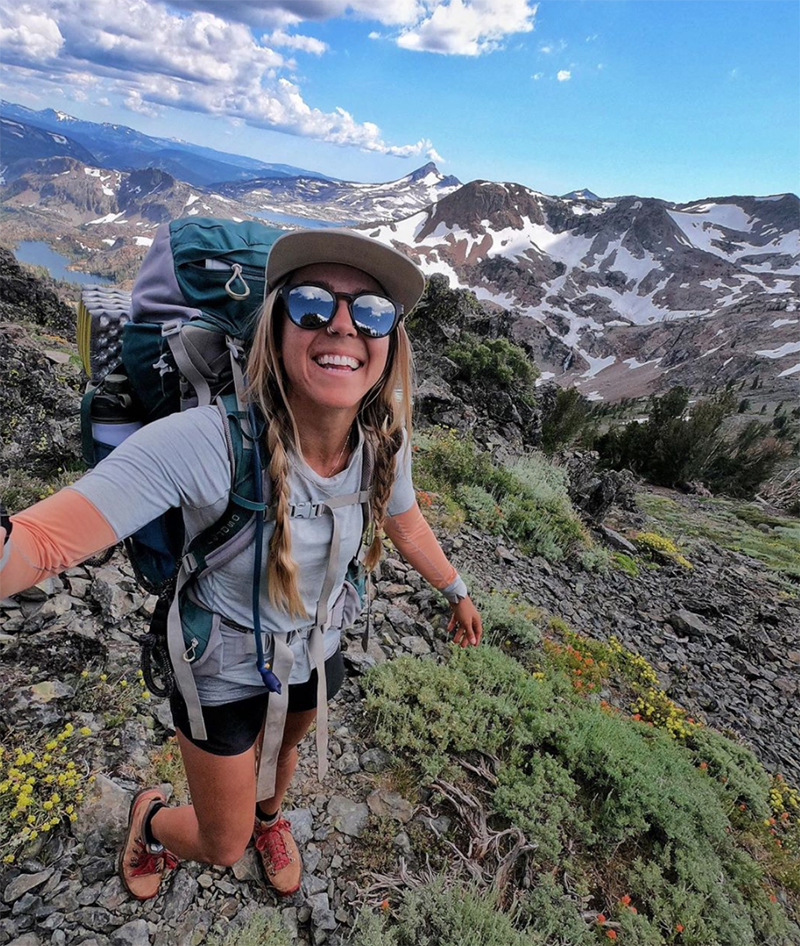 Tips for using GoPro in the mountains.