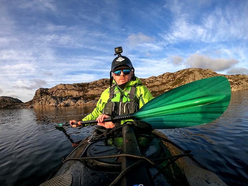GoPro tips for capturing kayaking content.
