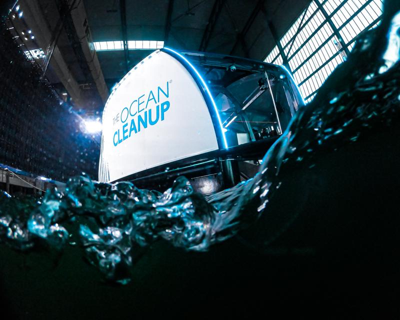 The Ocean Cleanup Interceptor