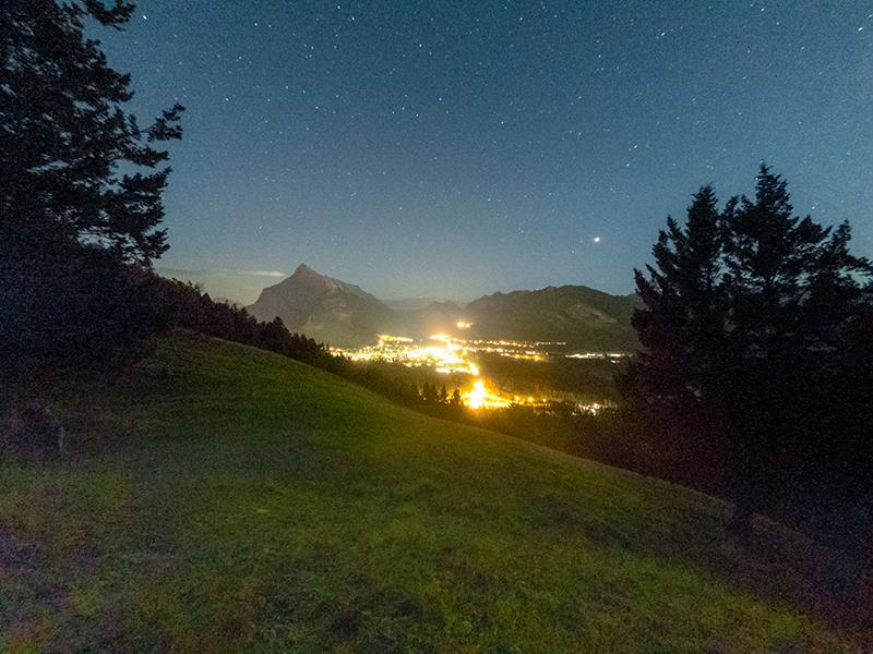 GoPro night photography tips