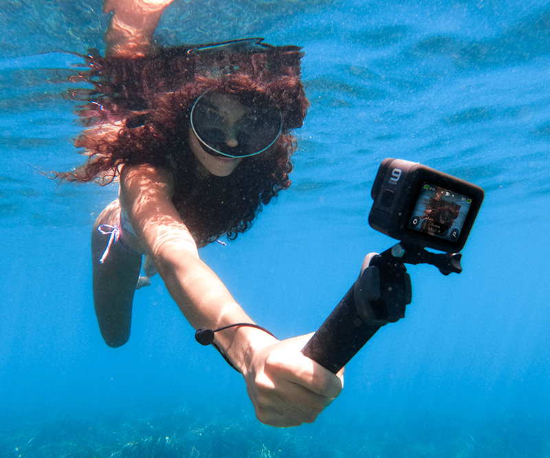 Suporte Handler para GoPro