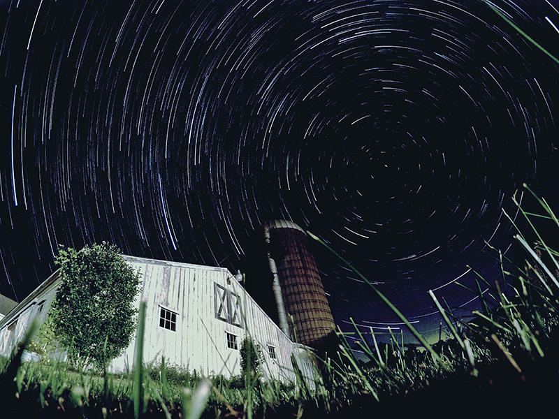 Night photo by Nick Lagusis