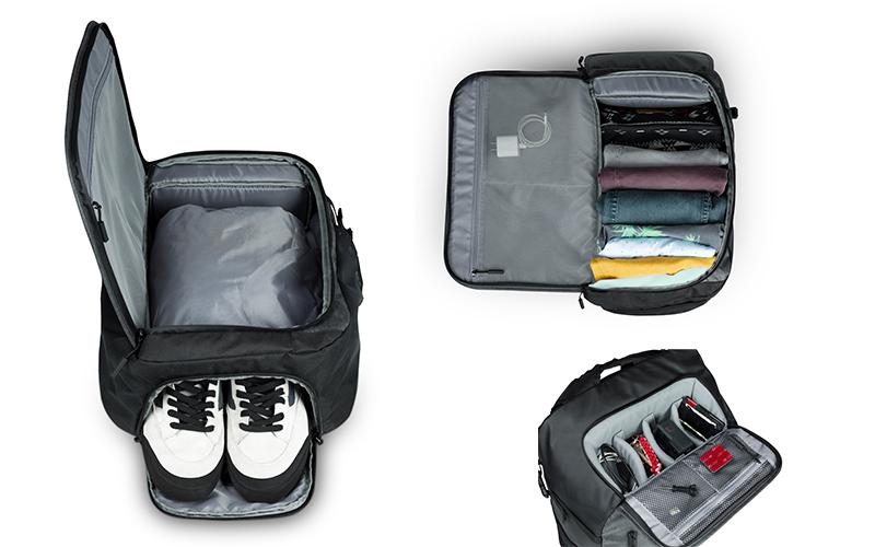 The Weekender Backpack