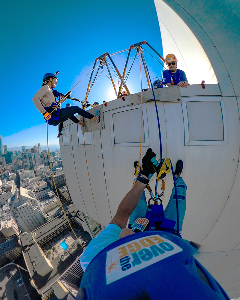 gopro family member jake rich captured by 360 action camera max