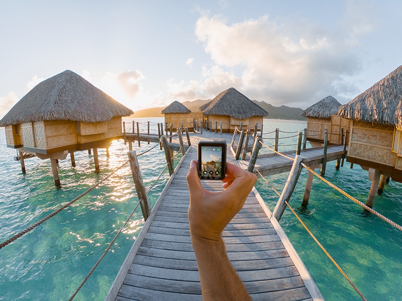  Llega la nueva GoPro HERO7 acompañada de un par de modelos para usuarios principiantes [+Video]