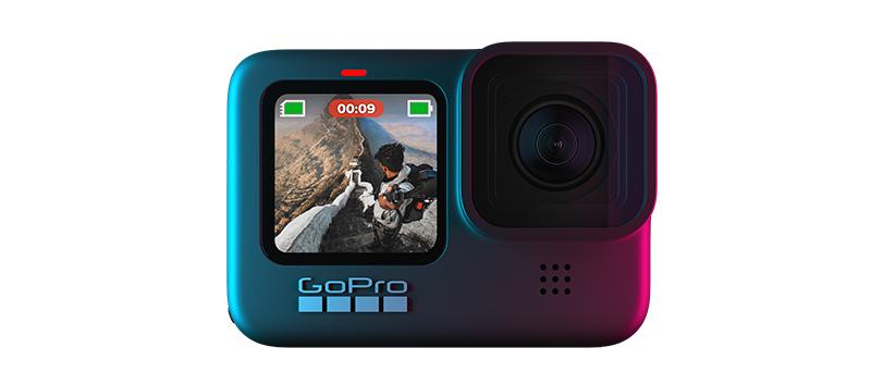 HERO9 Black — a nova GoPro que tem tudo e mais um pouco.