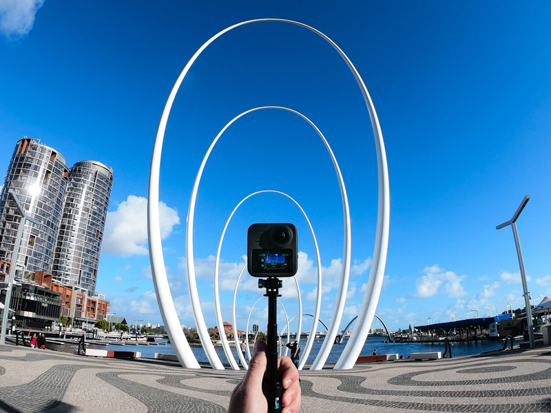 GoPro three-cameras-in-one 360 MAX wins 2020 edison award in technical achievements
