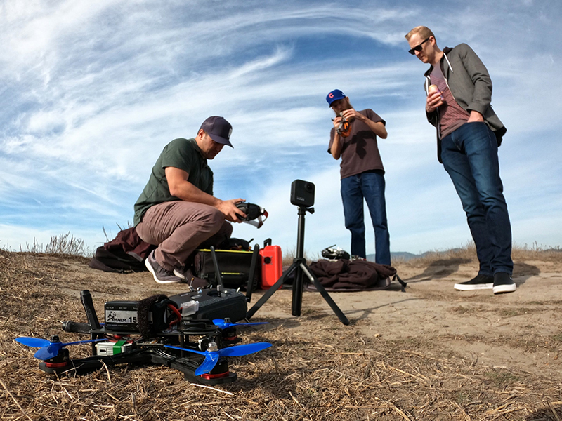 GoPro is pumped to share that the small, but mighty team behind ReelSteady, known for enabling mind-blowing cinematic effects for the FPV drone community