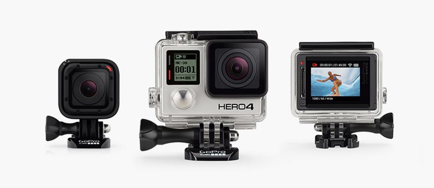 Mettez votre logiciel GoPro à jour
