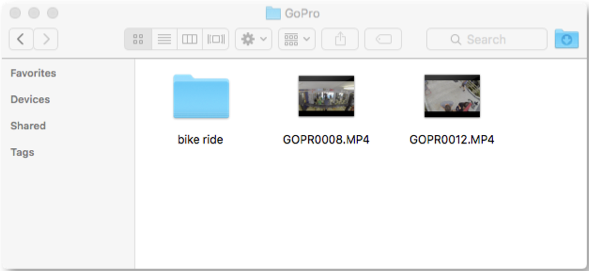 How to Import Using GoPro App for Desktop