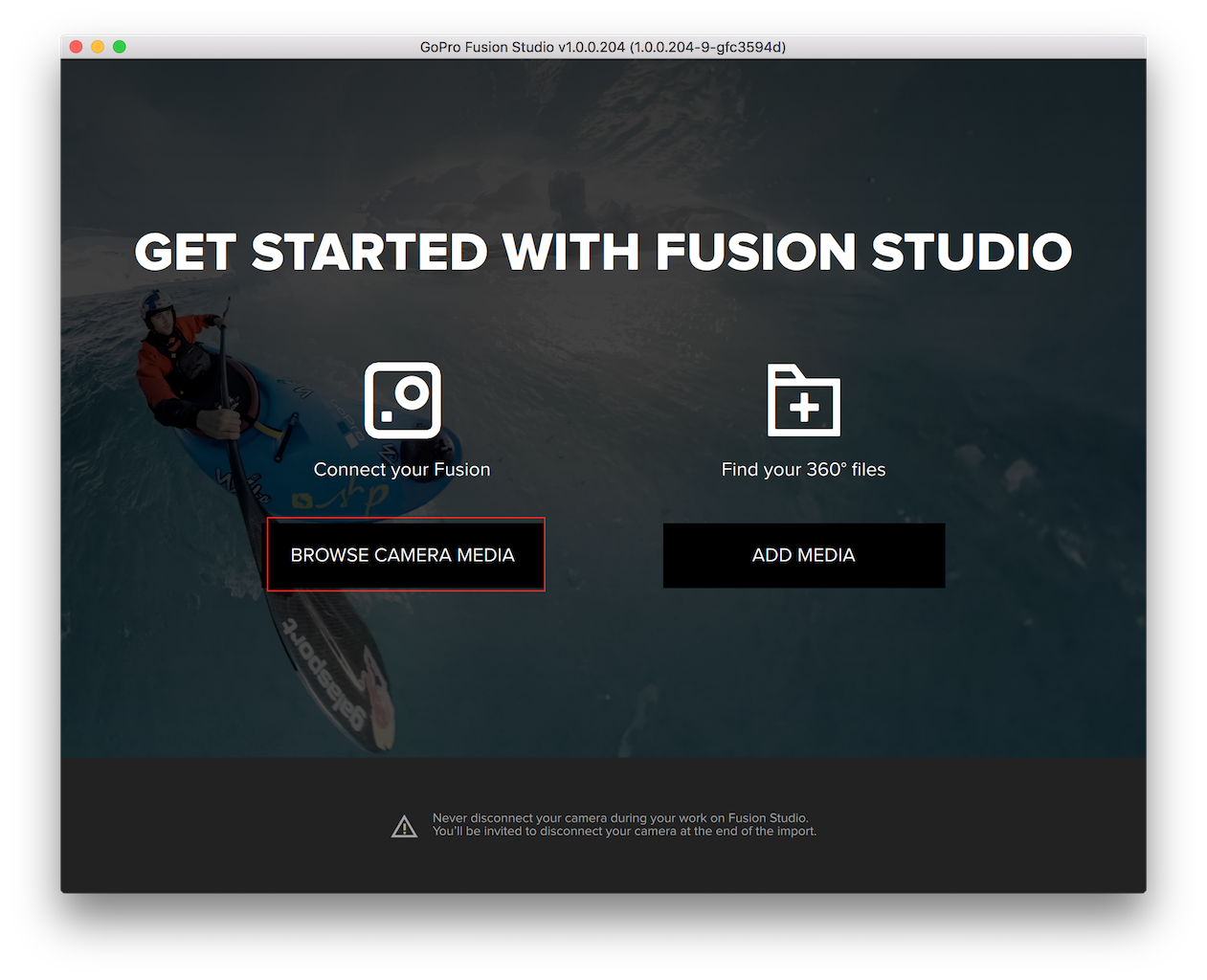 How to Render Videos in the GoPro Fusion Studio App