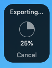 Exporting