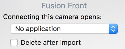 GoPro Fusion Studio App: Camera Not Recognized When