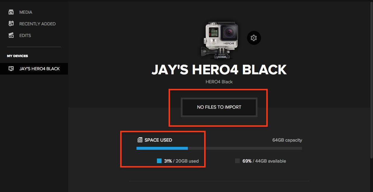 gopro hero 7 black software download